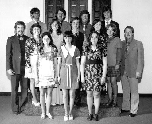 First AIM Class in 1974